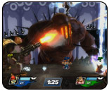 PlayStation All-Stars Battle Royale panel and exhibition at EVO, where they will unveil characters and more