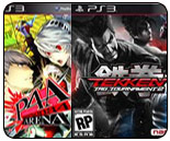 Newegg for 20% off both Persona 4: Arena and Tekken Tag Tournament 2 pre-orders