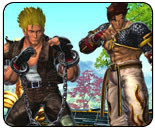 Street Fighter X Tekken's move lists updated here on EventHubs with the 12 new characters