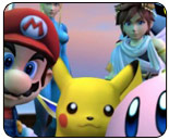 Harada clarifies Namco Bandai's involvement with new Smash Bros., notes Sakurai is running the show