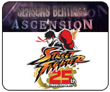 Seasons Beatings: Ascension and Japan's Street Fighter 25th anniversary - weekend tournament preview