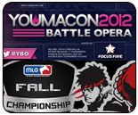 Youmacon Battle Opera 2012, MLG Fall Championship and Master Series Europe tournament previews