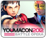 Youmacon Battle Opera 2012 results, battle logs, stream archives and more