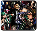 Nitsuma's 8 extra Ultimate Marvel vs. Capom 3 characters were never created, Sengoku Basara producers did not want their characters in UMvC3