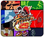 Street Fighter 25th Anniversary Global Tournament Series event details, teases special announcements and a game that will be playable