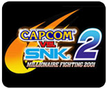 Re-release of PS2 version of Capcom vs. SNK 2 is all that's likely for the foreseeable future