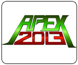 Apex 2013 results battle logs and more - SSF4 AE v2012, UMvC3, Smash Bros and other games