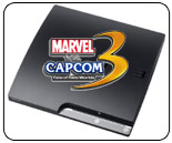 Does PS3 have noticeable slowdown for Ultimate Marvel vs. Capcom 3?