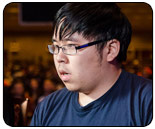 Justin Wong: If I played Akuma or Cammy, I don't think I'd play them to their potential, because I find them extremely boring to play