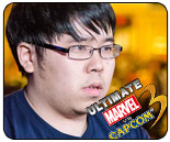 Justin Wong streaming Ultimate Marvel vs. Capcom 3 - Stream chat choosing his teams