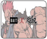 Bait X Street Fighter streaming live today - top player exhibition matches with Mike Ross, Alex Valle, Combofiend, Online Tony and more