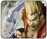 Some attacks cause less block stun on Paul in Street Fighter X Tekken v2013, issue passed along to Capcom's developers
