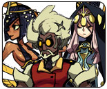 Skullgirls 3rd DLC character vote round 2 concluded - top 8 chosen