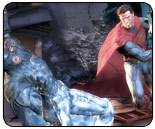 Injustice: Gods Among us Battle Arena finale and DLC character announcement postponed in light of today&#39;s event