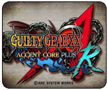 Guilty Gear XX Accent Core Plus R released on PlayStation Network for the PS Vita
