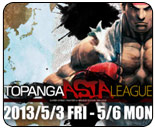 Topanga Asia League announced featuring Daigo, Sako, Fuudo, Poongko, GamerBee, Xian and more