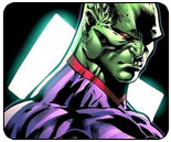 Ed Boon: Martian Manhunter wasn't included in the poll so he doesn't eat up all the votes, since he's #1 on every poll