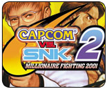 Capcom vs. SNK 2 out for North America PSN gamers, costs $9.99 - groove overview