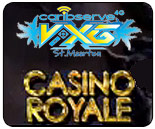 Casino Royale Thursday night stream - VxG 2013