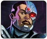 Injustice patch changes for Cyborg include making grapple hook easier to combo with, improving trait