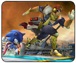 Sonic and Captain Falcon like you've never seen them before - more incredible combos in Project M's latest Turbo Mode combo videos