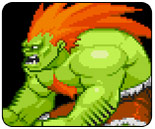 Blanka's Ultra Street Fighter 4 improved crouching medium kick change demonstrated - modded SSF4 AE v2012 footage