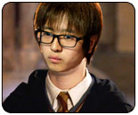 Polyjuice potion: Fuudo to cosplay as Harry Potter if he doesn't do well in the Topanga A League