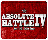 Absolute Battle 4 results and stream archive ft. Filipino Champ, Neo, Ranmasama, Noel Brown, Jewelman and more