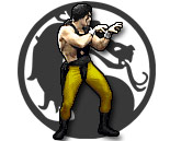 Mortal Kombat home brew flipbook animation is pretty awesome - multiple fatalities and combos