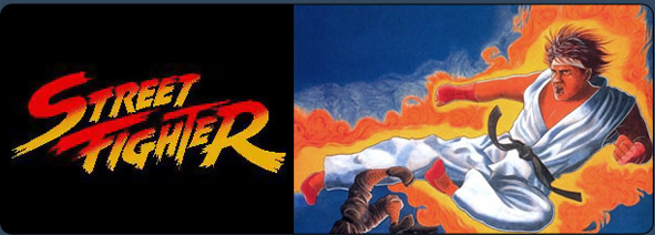Street Fighter — 1987 plot guide
