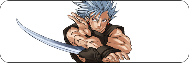 Chipp Zanuff Guilty Gear XX Accent Core Plus Moves, Combos, Strategy Guide