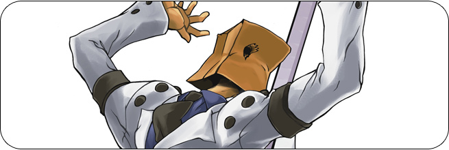 Faust Guilty Gear XX Accent Core Plus Moves, Combos, Strategy Guide