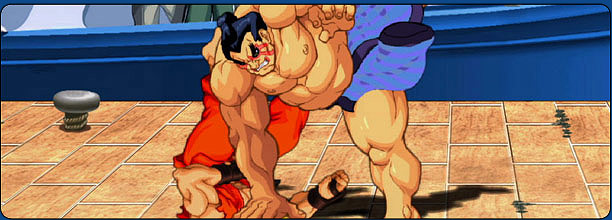 Throwing, Ticks, Counters and Reversals: Super Street Fighter 2 Turbo HD Remix