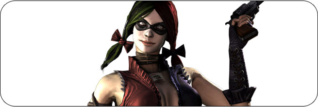 Harley Quinn Injustice: Gods Among Us Moves, Combos, Strategy Guide