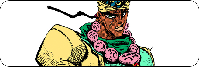 Avdol JoJo's Bizarre Adventure Moves, Characters, Combos and Strategy Guides