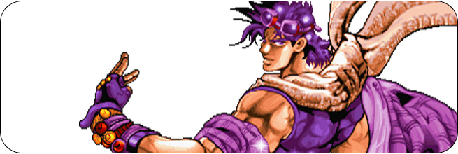 JoJo (Young Joseph) JoJo's Bizarre Adventure Moves, Characters, Combos and Strategy Guides