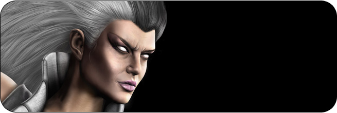 Sindel Mortal Kombat 9 Moves, Combos, Strategy Guide