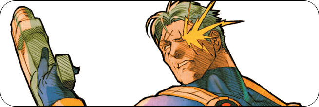 Cable moves and strategies: Marvel vs. Capcom 2
