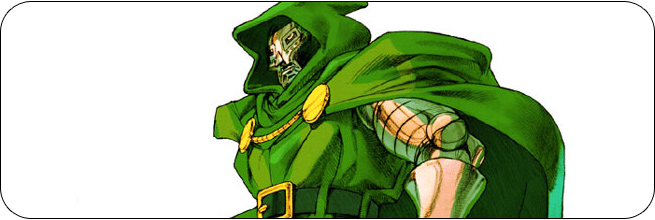 Doctor Doom moves and strategies: Marvel vs. Capcom 2