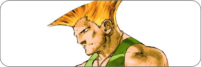 Guile moves and strategies: Marvel vs. Capcom 2