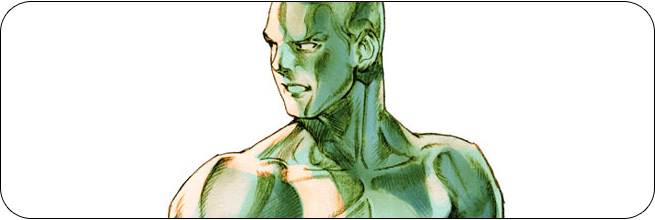 Iceman moves and strategies: Marvel vs. Capcom 2