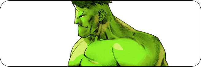 Incredible Hulk moves and strategies: Marvel vs. Capcom 2