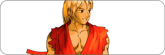 Ken moves and strategies: Marvel vs. Capcom 2