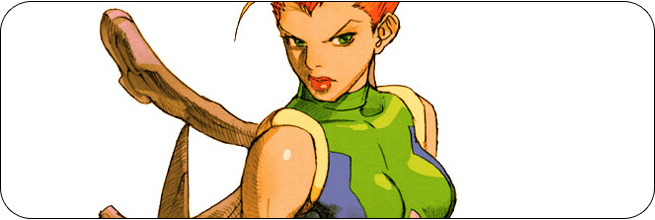 Marrow moves and strategies: Marvel vs. Capcom 2