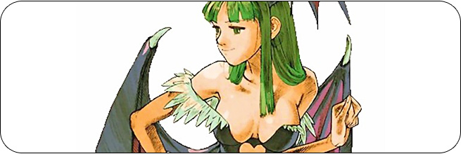Morrigan moves and strategies: Marvel vs. Capcom 2
