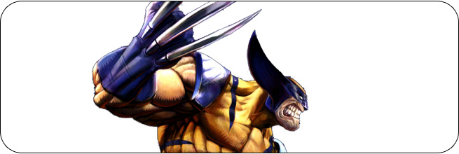 Wolverine (Adamantium Claws) moves and strategies: Marvel vs. Capcom 2