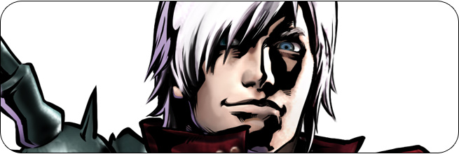 Dante Marvel vs. Capcom 3 Moves, Combos, Strategy Guide