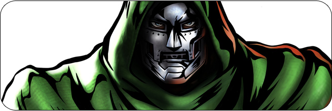 Doctor Doom Marvel vs. Capcom 3 Moves, Combos, Strategy Guide