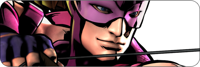 Hawkeye Marvel vs. Capcom 3 Moves, Combos, Strategy Guide
