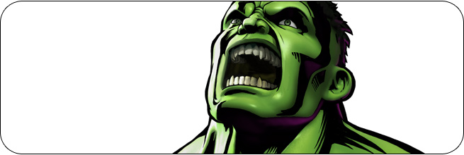 Hulk Marvel vs. Capcom 3 Moves, Combos, Strategy Guide